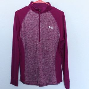 Under Armour 1/4 Zip Athletic Top